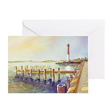 Barnegat Light Greeting Card