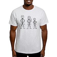 Superhero Family T-Shirt