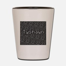 Tyshawn, Binary Code Shot Glass