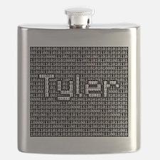 Tyler, Binary Code Flask