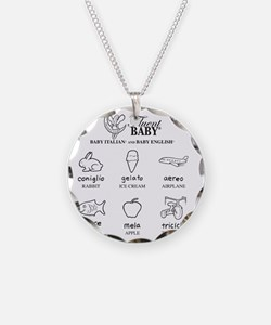 BabyItalianFront-1000 Necklace