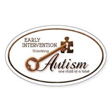 unlockingautism-EarlyIntervention-o Decal