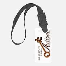 unlockingautism-ESEteachers-rota Luggage Tag