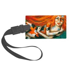 Being Koi Too Luggage Tag