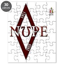 Omega Nupe Diamond with COA Puzzle