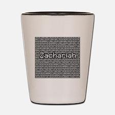 Zachariah, Binary Code Shot Glass