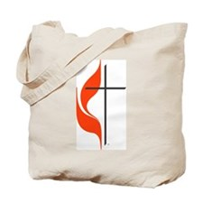 Cute Methodist Tote Bag