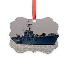 norleans large framed print Ornament