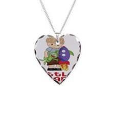 Little Man (Rocket) Necklace