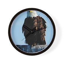 NookSleeve_eagle_2 Wall Clock