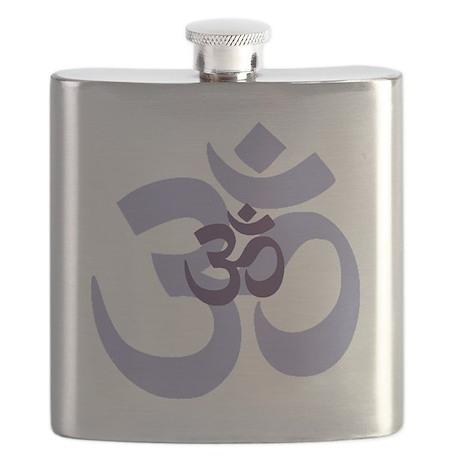 om aum chant symbol Flask