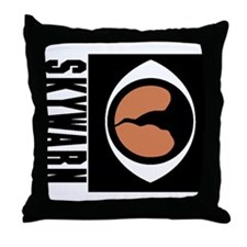 SKYWARN_rot90.gif Throw Pillow