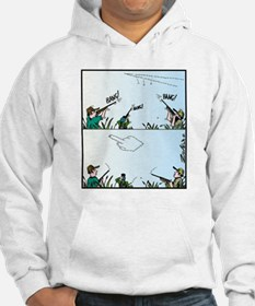 Birds giving the Finger Hoodie