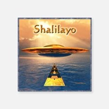 "Shalilayo Square Sticker 3"" x 3"""