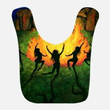 Fire Dance Bib