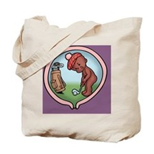 golf-womb-ds-BUT Tote Bag