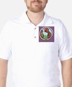 golf-womb-ds-BUT T-Shirt