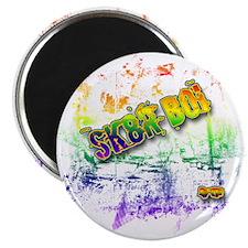 Sk8r Boi Rainbow Magnet