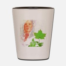 maple spring solo Shot Glass