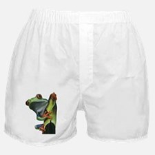 Tree Frog Boxer Shorts