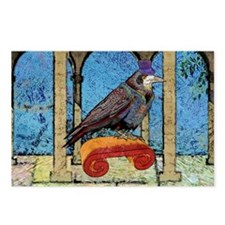coinPurseWellRaven Postcards (Package of 8)
