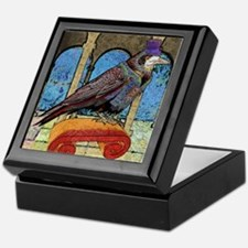 duvetTwinWellRaven Keepsake Box