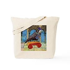ipadSleeveWellRaven Tote Bag