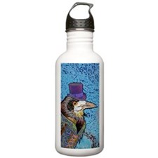 iTouch2caseWellRaven Water Bottle
