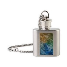 Sensing Flask Necklace