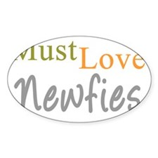mustlovenewfies_black Decal
