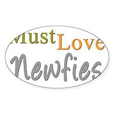 mustlovenewfies Decal