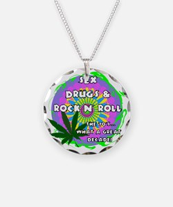 THE 70S WHAT A GREAT DECADE Necklace