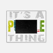 pugglething_black Picture Frame