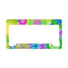 70s-rhapsody-LAPTOP-SKIN License Plate Holder