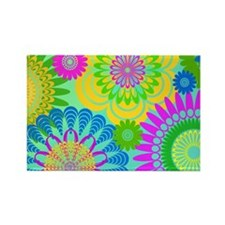 70s-rhapsody-LAPTOP-SKIN Rectangle Magnet