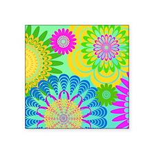 "70s-rhapsody-MOUSEPAD Square Sticker 3"" x 3"""