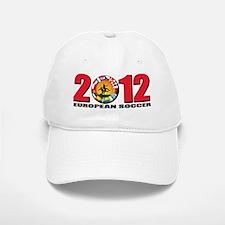 2012 european soccer Baseball Baseball Cap