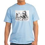Pigeon Trio Light T-Shirt