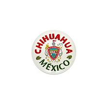 Chihuahua Mini Button