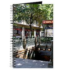 Paris Metro Journal