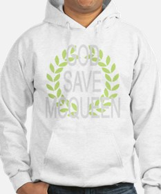 God Save McQueen Jumper Hoody