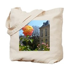 Rose at the Musée Rodin Tote Bag