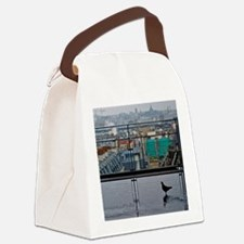 Rooftops of Paris from the Musée  Canvas Lunch Bag