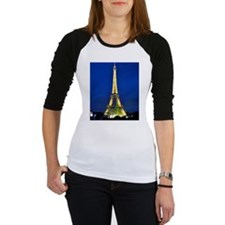 Eiffel Tower at Night on Bastille Day Shirt