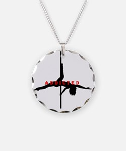 Addicted Black/Red Necklace