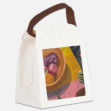 Warm Harvest Canvas Lunch Bag
