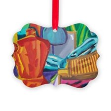 Abstract Model Ornament