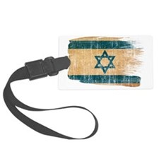 Israeltex3-paint style aged copy Luggage Tag