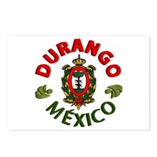 Durango Postcards (Package of 8)