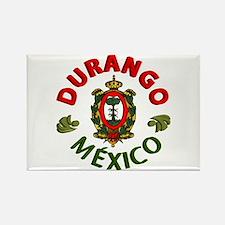 Durango Rectangle Magnet